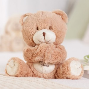 Now I Lay Me Down to Sleep - Teddy Bear Prayer Plush