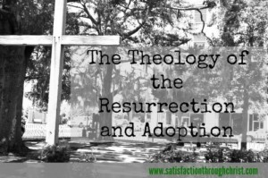 How Christ's resurrection allows us to be adopted in God's family. Because we're adopted and have received His grace, we should be willing to extend that grace to others and provide forever families to children.