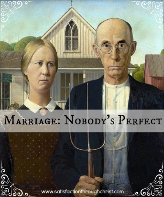 Marriage: Nobody's Perfect