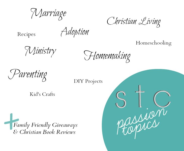 Satisfaction Through Christ's passion topics - all the things we blog about for Christian women - to encourage their faith in Jesus!