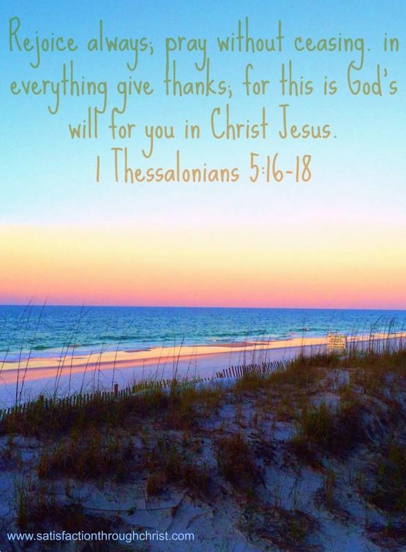 Prayer Life | Satisfaction Through Christ