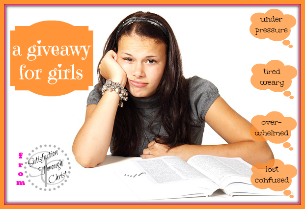 book review and giveaway for christian preteen and teenage girls