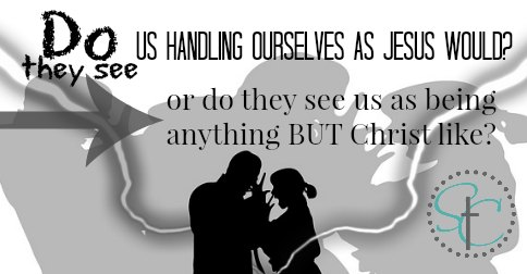 How Do You Look to Those Who Are Looking? | Satisfaction Through Christ