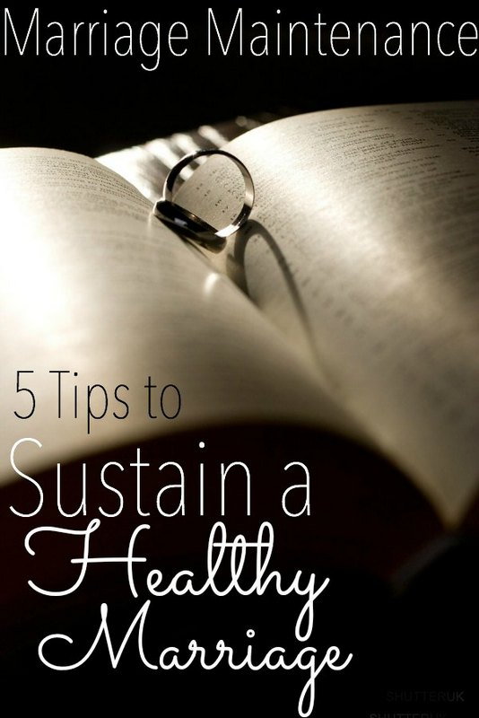 5 Tips to Sustain a Healthy Marriage | Satisfaction Through Christ blog