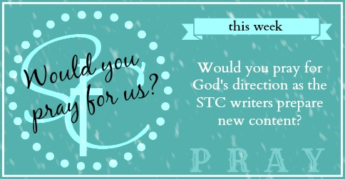 We would love to have you praying for us! | Satisfaction Through Christ