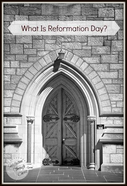What is Reformation Day?
