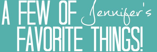 Jennifer's Favorite Things | Satisfaction Through Christ | Holiday Gift Guide