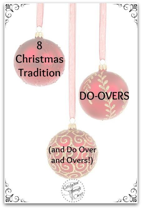 Christmas Do Overs
