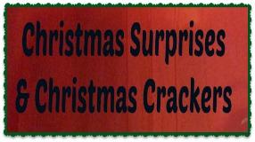 Christmas Surprises & Christmas Cracker