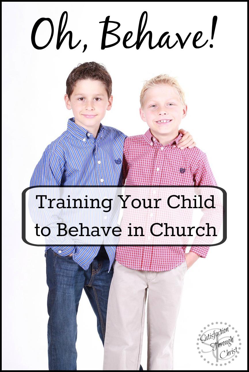 behave church