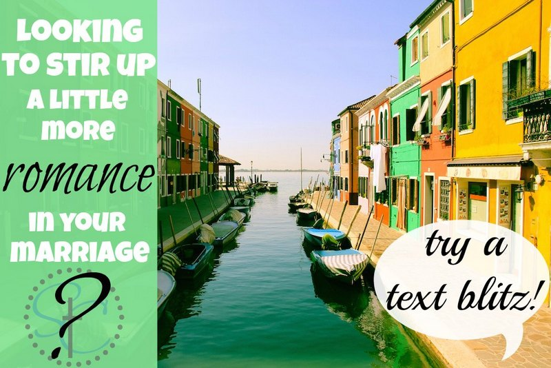 STC shares a simple way to send your spouse a text blitz to brighten their  day