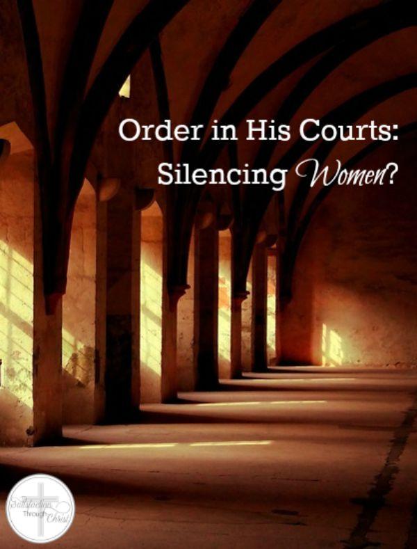 Silencing Christian Women