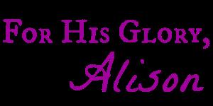 Alison-Signature