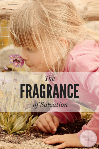 The Fragrance of Salvation