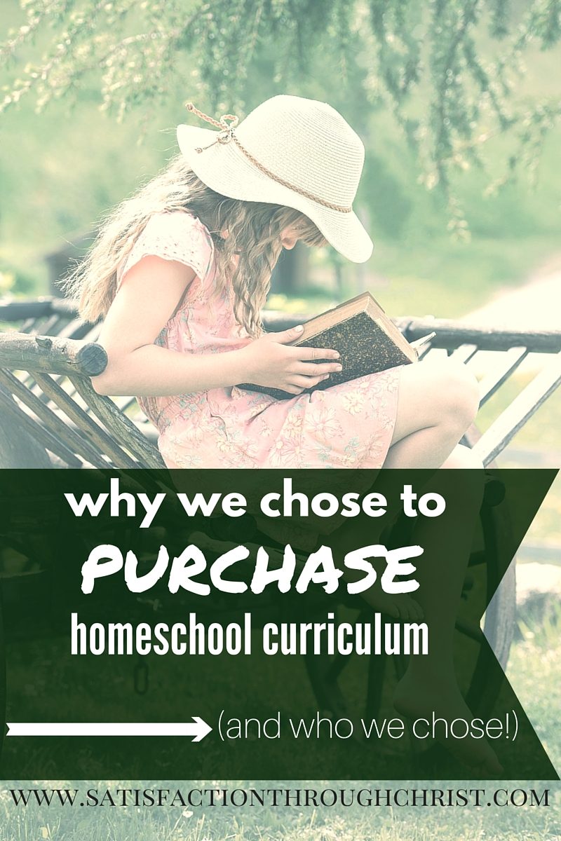 how to plan your own homeschool curriculum